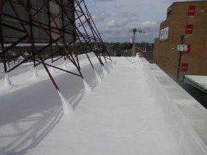 Foam Roofing Contractors Sparta Tn
